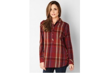 Triset Ladies Long Sleeve With Collar