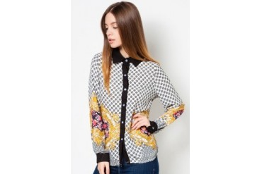 Another Malay Printed Top