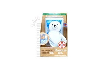 Endangered Species Baby Harp Seal First Aid Rescue Kit1 Kit