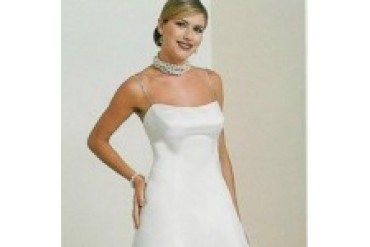 "Alfred Angelo ""In Stock"" Wedding Dress - Style 1755LS"