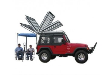 Olympic 4x4 Products Dave's Rack System  921-114 Roof Rack