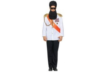 The Dictator Military Jacket Movie Halloween Costume