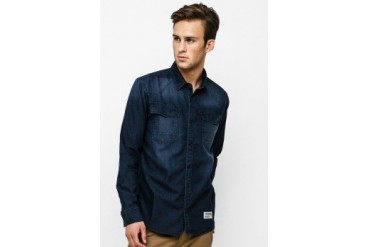 16DS Maverick Dark Washed Shirt