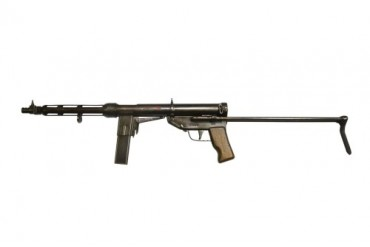 Italian TZ-45 9mm submachine gun.