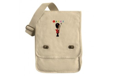 Lance Marching band Field Bag by CafePress