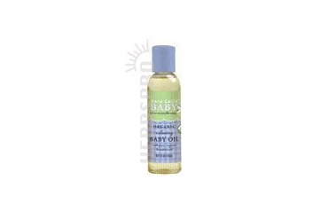 Calming Baby Oil Certified Organic 4 Oz
