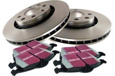 2000-2005 Honda Civic Brake Disc and Pad Kit EBC Honda Brake Disc and Pad Kit S1KF1190 00 01 02 03 04 05