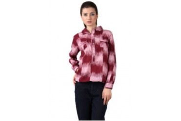 Triset Ladies Blouse Long Sleeve Blouse