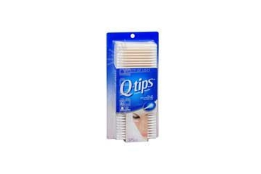 Q-Tips Cotton Swabs 375 each