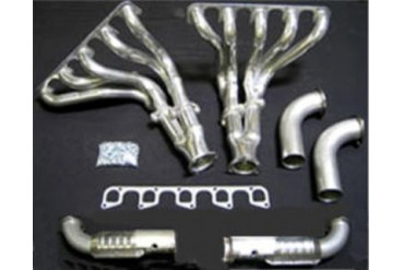 Belanger Mid Pipes with Cats O2 Sensor Extension Kit and Exhaust Headers Dodge Viper V10 03-06