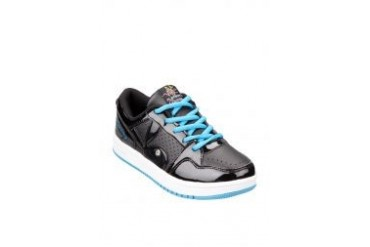 PLAYBOY BUNNY Sport Shoes Black And Blue With Playboy Logo