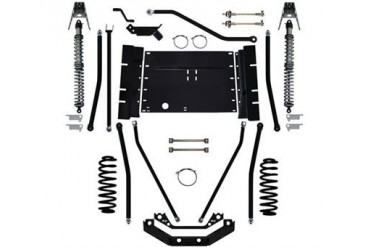 Rock Krawler 3.5 Inch X Factor Long Arm Lift Kit with 4 Inch Rear Stretch LJ40006 Complete Suspension Systems and Lift Kits
