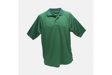 Wilson Team Polo Shirt - Dark Green (S XS)