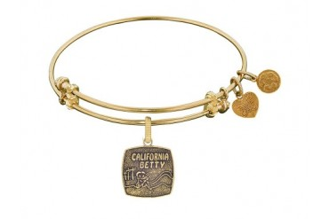 Angelica Collection California Betty Expandable Bangle