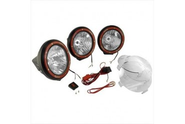 Rugged Ridge HID Off Road Lighting 15205.63 Offroad Racing, Fog & Driving Lights