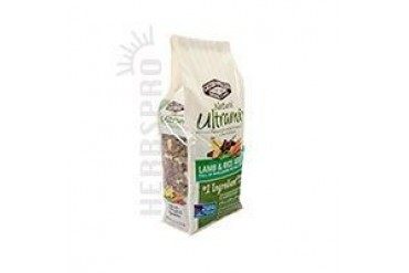 Natural Ultramix Adult Dry Dog Food Lamb And Rice 5.5 lb(case of 5)