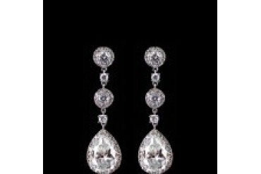 Jim Ball Earrings - Style CZ248