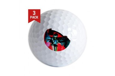 angel2b.png Christian Golf Balls by CafePress