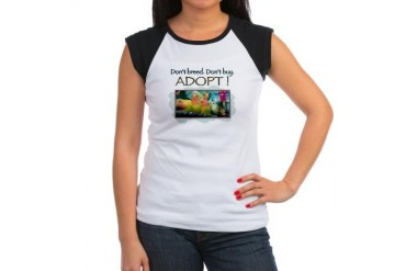 - Lovebird Breed Women's Cap Sleeve T-Shirt by CafePress