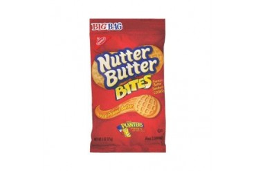 12 Pack Liberty Distribution 111075 Nutter Butter Bites