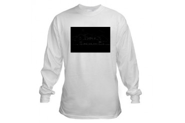 Dysfunctional Male Bonding Club of Santa Fe Long S Political Long Sleeve T-Shirt by CafePress