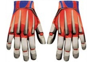 Transformers Optimus Prime Costume Youth Gloves