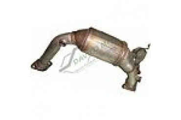 2006 Ford Fusion Catalytic Converter Davico Ford Catalytic Converter 19247