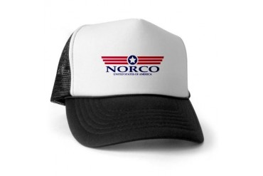 Norco Pride California Trucker Hat by CafePress