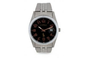 GS Polo GS Polo watch GS-4001-216 Black