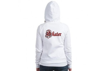Skater Sports Jr. Hoodie by CafePress