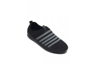 Jump JMP-122 Black Slip-On Sneakers