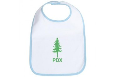 pdx.jpg Nature Bib by CafePress