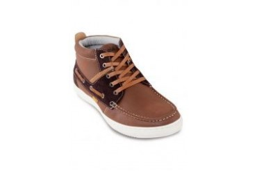 Lois Leather Fashion Sneakers