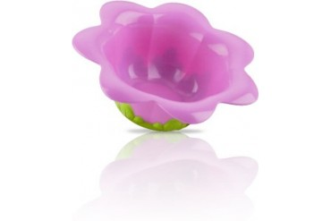 Nuby 3-D Flower Feeding Bowl (pack Of 24)