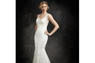 Ella Rosa Wedding Dresses - Style BE246