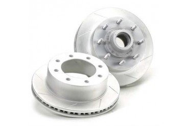 Off Road Unlimited Disk Brake Upgrade Kit 71400-B Brake Calipers, Pads and Rotor Upgrade Kit