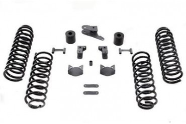 Trail Master 3.0 Inch Lift Kit with Shock Extension Brackets TM3330-40020 Complete Suspension Systems and Lift Kits