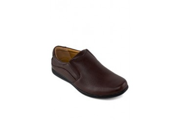 Louis Cuppers PU Leather Slip On Shoes