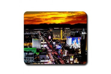 Las Vegas Strip A Mousepad