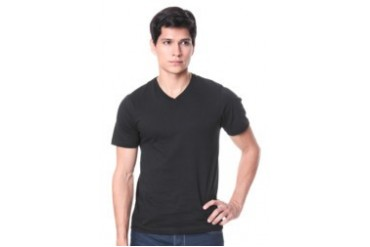 Fusion V-neck Slim Fit Tshirt