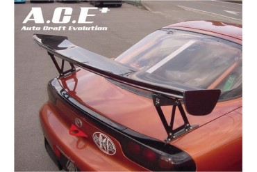 Auto Craft GT-Wing 03 Type B Mazda RX-7 FD3S 93-02
