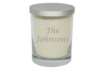 Eco-luxury Soy Candle Name Or Phrase
