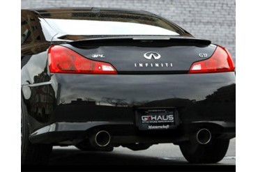 Meisterschaft Titanium GTS Ultimate Exhaust 2x120mm Round Tips Infiniti G37 IPL Coupe 11-13