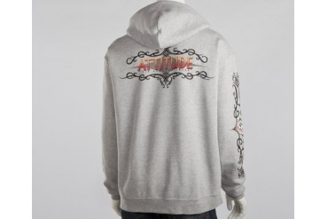 Tribal Tattoo Graphic Sport Hoodie