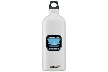 NCIS Washington DC Ncistv Sigg Water Bottle 1.0L by CafePress
