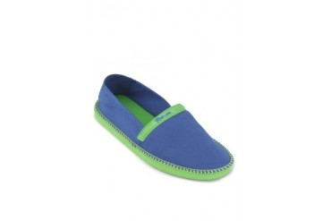 Blue Dazzle Loafers