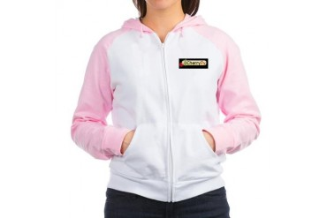 various colors Women's Raglan Hoodie by CafePress