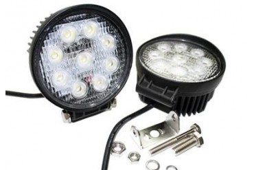 Delta Industries Universal LED Flood/Back Up Light 01-2927-50L Offroad Racing, Fog & Driving Lights