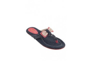 Biondini by Shoeville Sandals with Bow