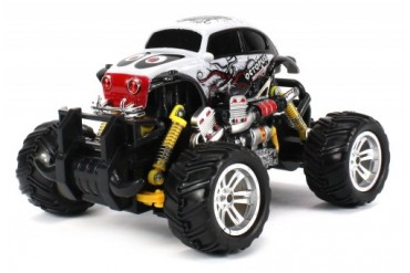 Graffiti Volkswagen Beetle RC Off-Road Monster Truck 1 18